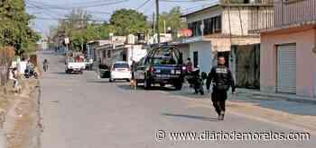 Lesionan a chofer 2 sujetos en moto en Puente de Ixtla - Diario de Morelos