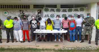 Agentes encubiertos desmantelaron peligrosa banda liderada por una familia en Dagua, Valle - Blu Radio