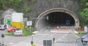 Feueralarm im Burgbergtunnel in Bernkastel-Kues - Zwei Stunden Sperrung - Trierischer Volksfreund