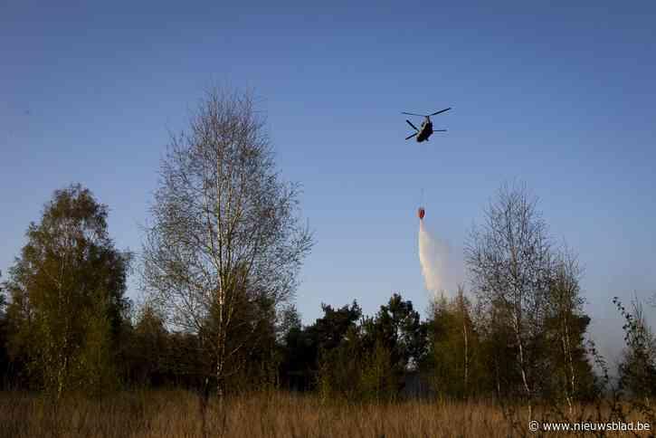 Wie gaat de factuur van de enorme natuurbrand in Brecht betalen? Wellicht wij allemaal