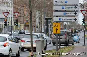 Lärmkartierung: Wo ist Ludwighafen am lautesten? - Ludwigshafen - Nachrichten und Informationen - Mannheimer Morgen