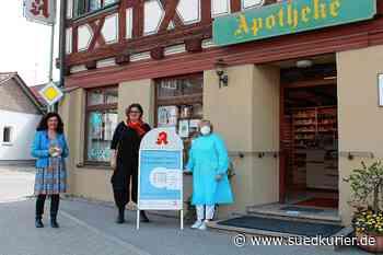 Stockach/Ludwigshafen/Eigeltingen: Apotheken am Anschlag: Frust bei Pharmazeuten nach Mehrbelastung - SÜDKURIER Online