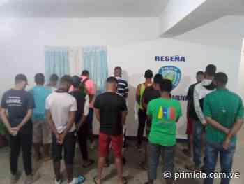 15 detenidos más en San Félix por desacato a la cuarentena - Diario Primicia - primicia.com.ve