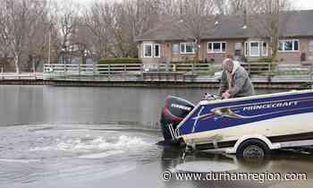 News Port Perry boat launch among shuttered Scugog amenities - durhamregion.com