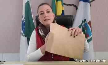 Prefeita de Rio Branco do Sul denuncia suspeita de fura-filas da vacina na cidade - RIC Mais