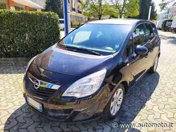 Vendo Opel Meriva 1.7 CDTI 110CV Cosmo usata a Airasca, Torino (codice 8953928) - Automoto.it - Automoto.it