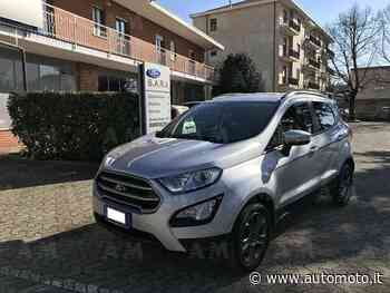 Vendo Ford EcoSport 1.5 TDCi 100 CV Start&Stop Plus usata a Airasca, Torino (codice 8824830) - Automoto.it - Automoto.it