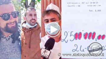 """10eLotto da urlo a Vico del Gargano. I commenti dei cittadini: """"Beato lui!"""" - StatoQuotidiano.it"""