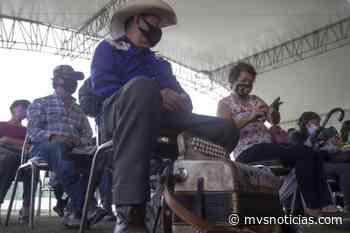 Toda la región del Istmo de Tehuantepec no está vacunada: Abogado | Ana Francisca Vega - MVS Noticias