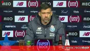 Conceição e a nomeação de Hugo Miguel para o Moreirense-FC Porto: «Têm de perguntar à APAF» - Record