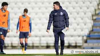 Académico de Viseu vence FC Porto B - A Bola