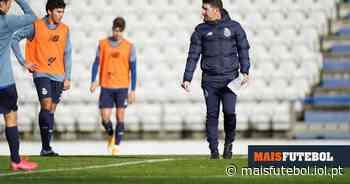 Carraça e Malang Sarr titulares no FC Porto B   MAISFUTEBOL - Maisfutebol