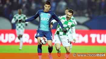 Saída perigosa exige nível alto: duro obstáculo para o FC Porto - Record