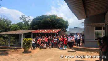 FESC lidera proyecto de energía solar en escuela de Sardinata | La Opinión - La Opinión Cúcuta