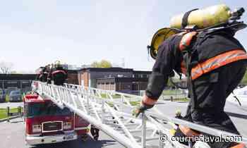 7,5 M$ pour le programme de sécurité incendie du Collège Montmorency - Courrier Laval