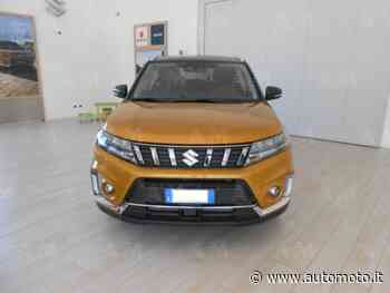 Vendo Suzuki Vitara 1.4 Hybrid 4WD Allgrip Top usata a Solaro, Milano (codice 8913518) - Automoto.it - Automoto.it