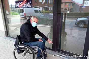 Nieuwe Premies voor handelaars die zaak toegankelijk maken voor rolstoelgebruikers en andersvaliden