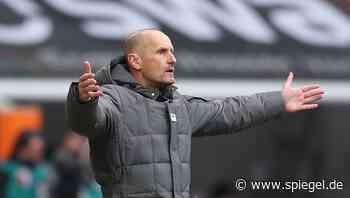 FC Augsburg trennt sich von Trainer Heiko Herrlich