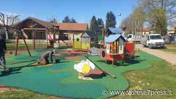 Venegono Superiore, sabato inaugurazione parco giochi per bambini diversamente abili - Varese7Press