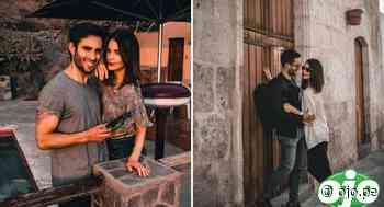 """Fiorella Rodríguez no descarta casarse con su chibolo, Jean Pierre: """"Estamos viviendo una bellísima etapa"""" - Diario Ojo"""