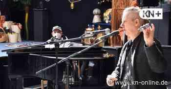 Kultur-Workshop in Kronshagen: Blues-Musiker zu Gast in der Schule - Kieler Nachrichten