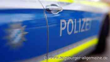 Kipplaster reißt Telefonkabel in Illereichen ab: Fahrer begeht Unfallflucht - Augsburger Allgemeine