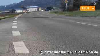 Baustelle zwischen Kellmünz und Filzingen: Am Montag geht es los - Augsburger Allgemeine