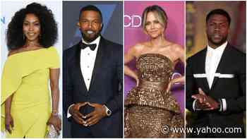 Angela Bassett, Jamie Foxx, Halle Berry, and Kevin Hart Discuss Black Achievement in Film for New Documentary From Apple - Yahoo Lifestyle