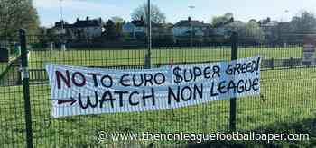 Time to swap the big six for step six - West Didsbury and Chorlton secretary | The Non-League Football Paper - The Non-League Football Paper