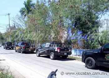 Malentendido causa movilización policíaca en Ticul - El Diario de Yucatán