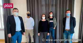 Usingen Brötz bleibt Ortsvorsteher in Usingen - Usinger Anzeiger
