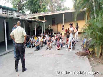 Más de 400 personas barrieron calles por no usar tapabocas en Guarenas - Últimas Noticias