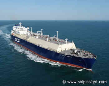 Sovcomflots Gagarin Prospect completes first ever LNG Aframax tanker fuelling in US - ShipInsight
