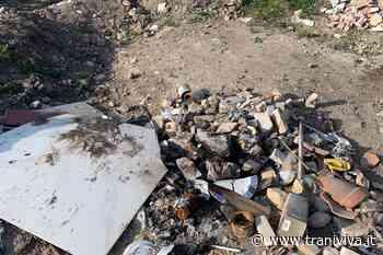 Contrada Fontanelle, una discarica a cielo aperto per lo smaltimento abusivo dei rifiuti - TraniViva