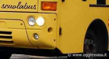 Scontro tra scuolabus e furgone a Fontanelle   Oggi Treviso   News   Il quotidiano con le notizie di Treviso e Provincia: Oggitreviso - Oggi Treviso