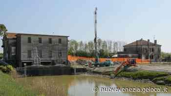 Sifone sotto il canale Brian metterà in sicurezza Torre, Eraclea e Ceggia - la Nuova di Venezia