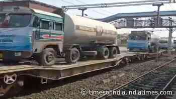 On mission mode, Indian Railways set to deliver 140 MT of liquid oxygen in 24 hours