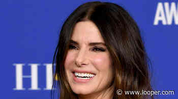 The Actor Sandra Bullock Kissed Only After Offering Him Breath Mints - Looper