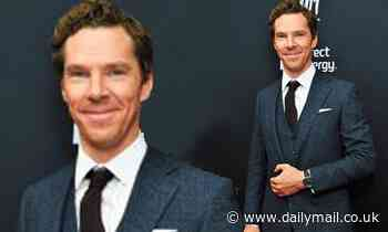 Benedict Cumberbatch to star in 39 Steps as he reunites with director Edward Berger - Daily Mail