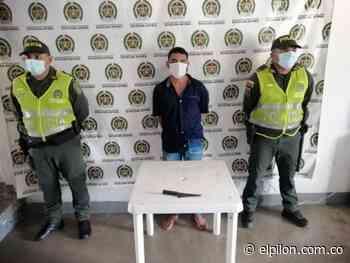 A prisión por atacar a puñaladas a su pareja en Astrea - ElPilón.com.co