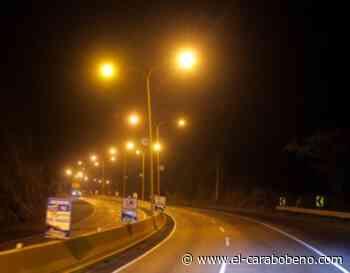 Hacen entrega de áreas rehabilitadas de la Autopista Valencia-Puerto Cabello - El Carabobeño