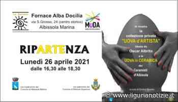 Ad Albissola Marina la mostra RipARTEnza alla Fornace - Liguria Notizie