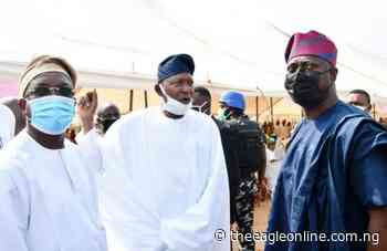 Oyo begins construction of Iseyin-Ogbomoso Road - - The Eagle Online