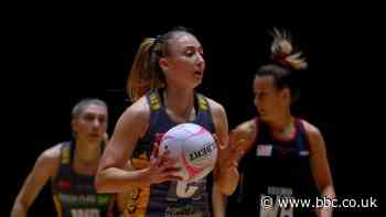 Netball Superleague: Wins for Bath, Lightning and Rhinos in Round 12