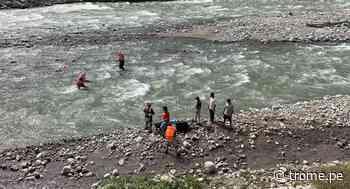 Chosica: Amarran y matan empresario y lo arrojan al río para robarse su camión - Diario Trome