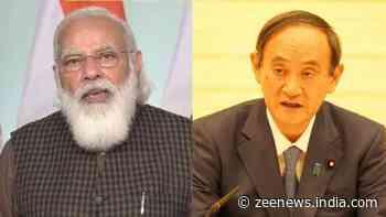 COVID-19 crisis, Chinese aggression feature in Modi-Suga talks