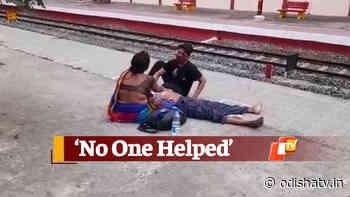 Odisha Migrant Worker Returning From Surat Dies Onboard Puri-Okha Express - OdishaTV