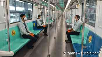 COVID-19: Noida Metro services to remain suspended during weekend curfew