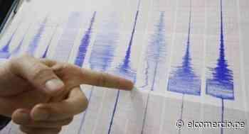 Amazonas: sismo de magnitud 4,1 se reportó en Bagua Grande, informa IGP - El Comercio