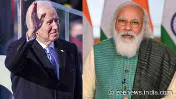 PM Narendra Modi speaks to Joe Biden on phone day after US lifts India`s COVID-19 vaccine ban